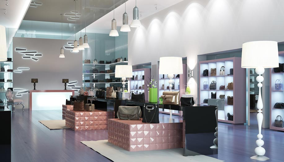 Retail and Interiors